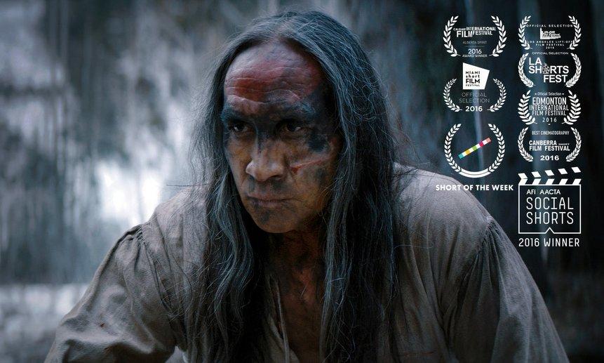 Кадр изфильма «Потерянное лицо».